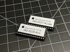 NEW! Set of Macintosh 512k ROM Chips