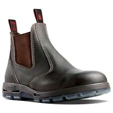REDBACK WORK BOOTS STEEL CAP LEATHER AUSTRALIAN MADE USBOK FAST DELIVERY NO SLIP