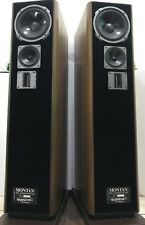 QUADRAL PHONOLONG MONTAN MK V Made In Germany 250 Watts Vintage 1992 High End