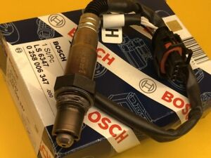 O2 sensor for Holden CG CAPTIVA 3.2L 06-11 LU1 PostCAT Oxygen EGO Lambda Bosch