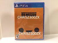 Enter The Gungeon PS4 Sony Playstation 4 Reversible Cover + Shotgun KIN Skin USA