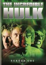 The Incredible Hulk - The Complete First Season (DVD, 2014, 4-Disc Set)