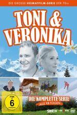 2 DVDs * TONI & VERONIKA - DIE HEIMATFILM-SERIE DER 70ER # NEU OVP &