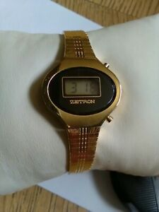Zetron LCD digital Watch new but no box, fully working and in excellent conditio