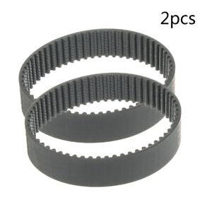 For Black & Decker Kw715, Kw713, Bd713 X40515 Rabot Caoutchouc Lecteur Ceinture
