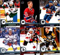 2017-18 Upper Deck Series 2 Hockey - Base Cards - Pick From Card #'s 251-450