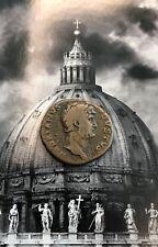 Numis - Sesterzio di Adriano - VASCELLO o GALERIA CON REMATORI - Moneta Romana