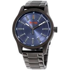 Hugo Boss Orange Quartz Movement Blue Dial Men's Watch 1550071