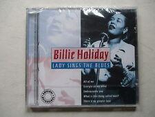 CD Billie Holiday Lady sings blues  16 titres   /U9