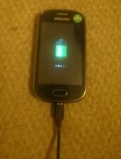 Samsung Galaxy Fame GT-S6810P - 4GB - Blue (Unlocked) Smartphone Mobile