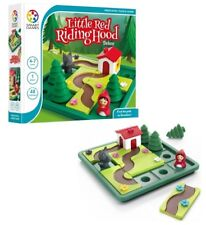 NEW! Little Red Riding Hood Unique Individual Problem Solving Game / Puzzle