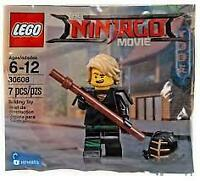 Genuine Lego Ninjago Kendo LLoyd Poly Bag Brand New 30608