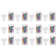 OSRAM LED BASE RGBW REMOTE PAR16 GU10 120° 4,5W=25W 250lm dim via Remote 12er