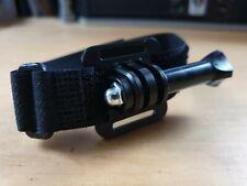 GoPro Fitting Helmet Mount - 75mm Diameter Strap - POV Camera Mount