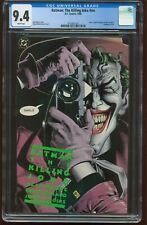 BATMAN:THE KILLING JOKE #nn CGC 9.4 NEAR MINT 1988 (W/P) 1ST EDITION G-566