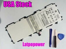 New Battery For Samsung Galaxy 10.1 P5100 P5110 P7500 GT-P7510 SP3676B1A (1S2P)