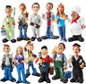 """BRUBAKER Professions Gift Collectable Figure Figurine appr. 6.3"""" Work Job Witty"""
