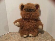 "Kenner Vintage 15"" Star Wars Wicket The Ewok Plush Stuffed Toy - 1983"