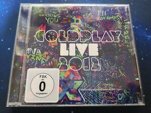 Live 2012 [CD+DVD] [Limited Edition] von Coldplay 2012 EAN5099901513721 WIE NEU!