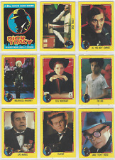 Dick Tracy - Complete Card Set (88/11) 1991 Topps - NM
