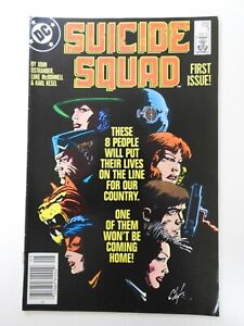 Suicide Squad #1 '87-Series Beautiful VF-/VF Condition!!