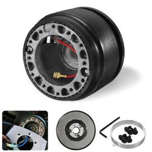 Steering Wheel Hub Adapter Boss Kit For Mitsubishi Lancer CE IV V EVO/FTO/Mirage