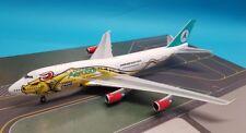 InFlight200 Boeing 747-400 Aerosur CP-2603 'Super Torismo' mit Ständer