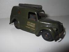 TRIANG Minic  toys plastic clockwork wind up Van Post Office Telephones toy