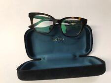 720af25121 New Authentic Gucci Eyeglasses frames GG0349O 002