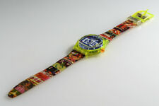 Reloj Swatch Art Special Limited Edition MusiCall Nam June Paik.Zapping
