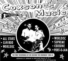Soul Jazz Records Presents - Coxsone's Music [New CD]