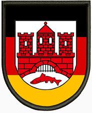 Wappen von Wernigerode Aufnäher, Pin, Aufbügler