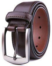 Mens Belt Genuine Leather Belt for Men's Dress Jeans Golf Belt