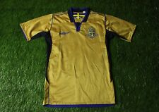 SWEDEN NATIONAL TEAM 2004/2005 FOOTBALL SHIRT JERSEY THIRD UMBRO ORIGINAL SIZE S