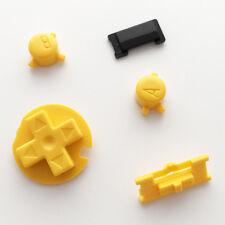 New Replacement Yellow (Danelion) Colour Buttons Nintendo Game Boy Color GBC Mod