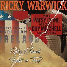 RICKY WARWICK - WHEN PATSY CLINE / HEARTS ON TREES - NEW CD ALBUM