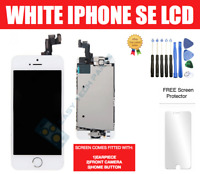 WHITE iPhone SE Assembled Genuine OEM LCD Digitizer Screen Replacement Display