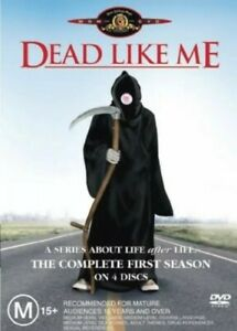 Dead Like Me : Season 1 (DVD, 2007, 4-Disc Set)