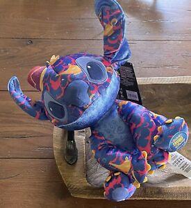 Stitch Crashes Disney Plush Aladdin Limited Edition In Hand