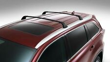 CROSSBARS CROSS BAR ROOF RACKS FOR 2014-2017 TOYOTA HIGHLANDER XLE LIMITED