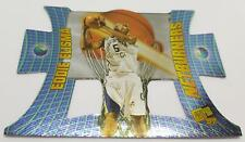 1997 NETBURNERS PRESS PASS EDDIE ELISMA #NB33 GEORGIA TECH BASKETBALL CARD