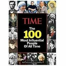 The Original 100 Amazing and Most Influential People of All Time Life Books!
