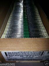 50x NEW VISHAY G202 0R68 4W 5% 6x13mm HI END AX Vitreous Resistors FOR AUDIO!
