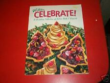 WILTON CELEBRATE CHRISTMAS BOOK  - NEW
