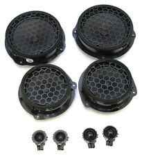 Audi a3 8v Sport back altavoces Speaker Set de sonido 8v4035411 8v0035415