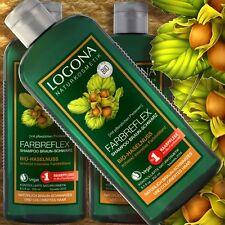 LOGONA Shampoo Farbpflege - Haselnuß 250ml PZN 6933589