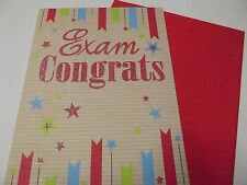 Exam Congratulations.........Exams Greetings Card.