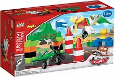Lego Duplo 10510 Cars / Planes Ripslingers Air Race BNIB retired - sealed