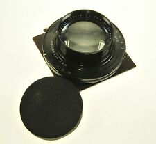 "Wollensak Betax No. 5 Velostigmat 12"" 12 Inch Focus Series II 8x10 Lens F4.5"