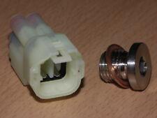 O2 Oxygen Lambda Sensor Eliminator Complete Kit for Honda CBR 1100 xx Blackbird